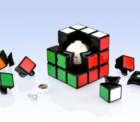 Кубики Рубика, продающиеся в