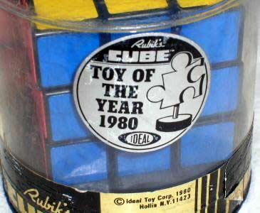 Кубик Рубика Ideal Toys