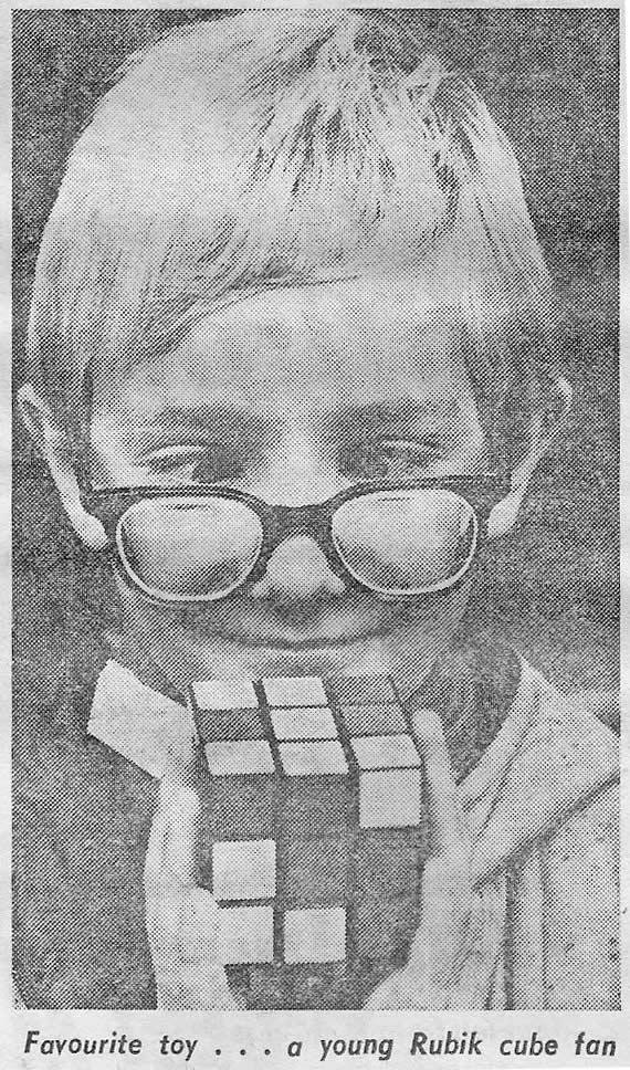 заметки о Кубике Рубика в