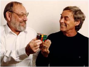 Том Кремер и Эрно Рубик, 2007г