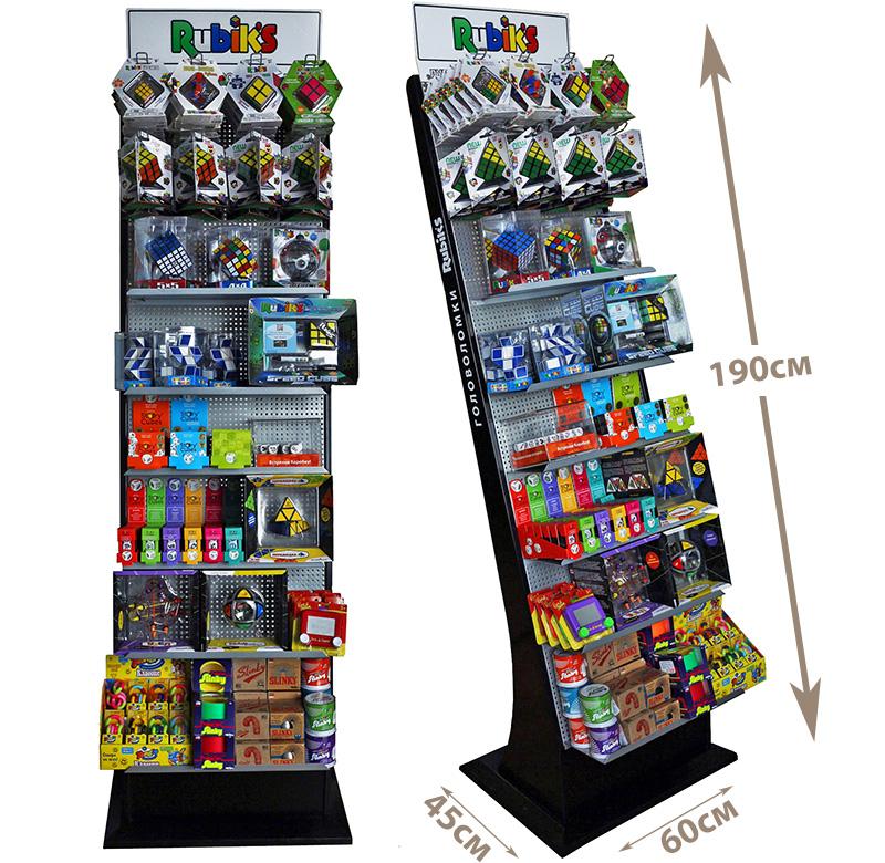 Напольная стойка Rubik's