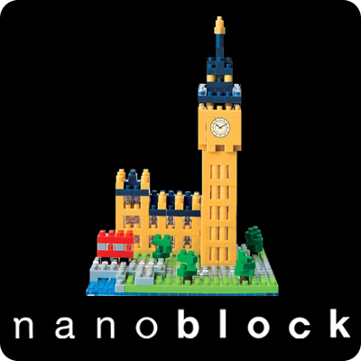 Nanoblock by KAWADA CO. LTD.